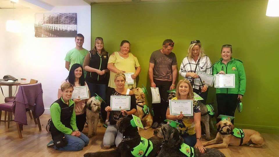 Οργανισμός εκπαίδευσης σκύλων βοηθών