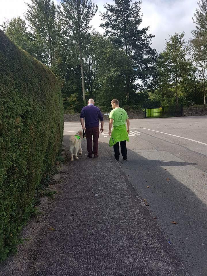Εκπαίδευση σκύλων βοηθών